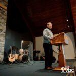 Rock Valley Steve Preaching